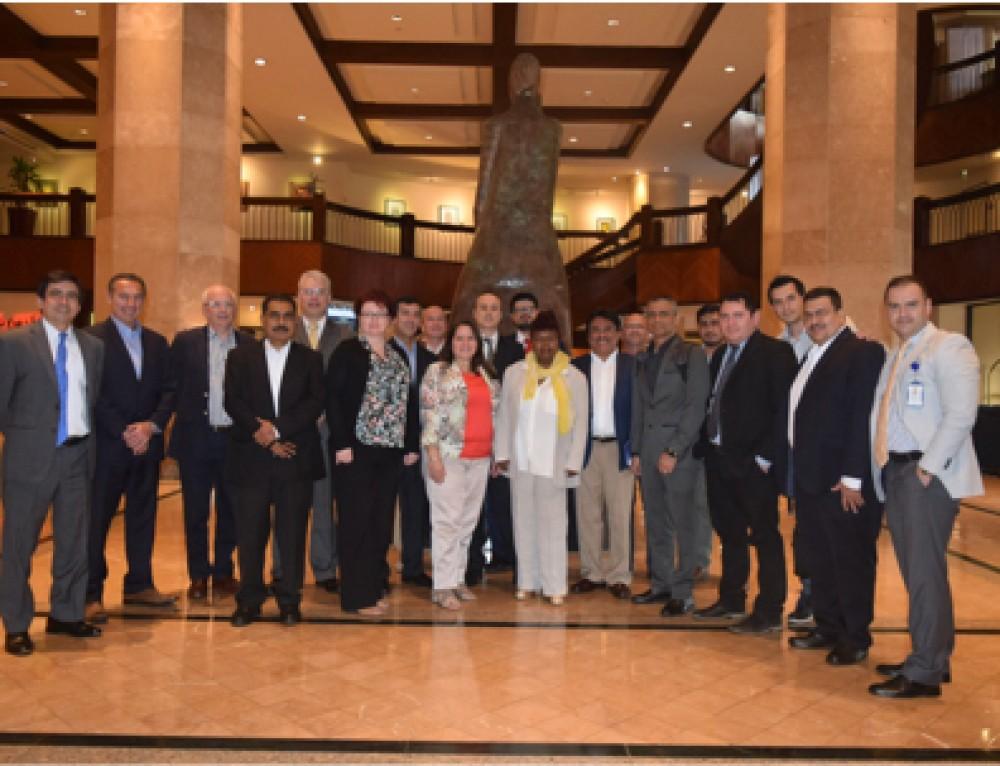 Evento anual de MGI Latin America